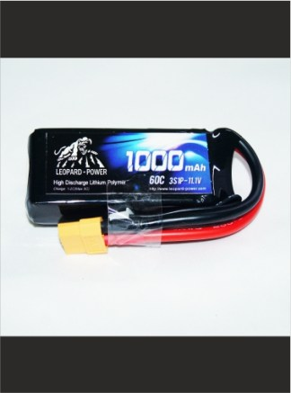1000mAh-60C-3S-11.1v-Leopard-Power