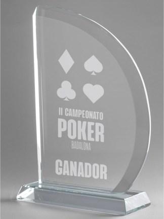 1309-Cristal-Economico-Trofeo-Placa-Reconocimiento-Homenaje