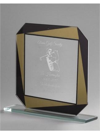 1360-Cristal-Economico-Trofeo-Placa-Reconocimiento-Homenaje