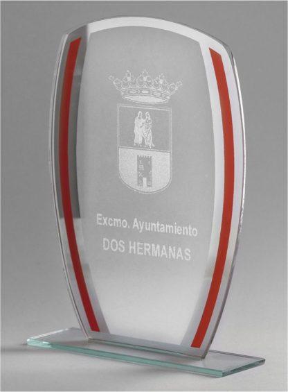 1365-Cristal-Economico-Trofeo-Placa-Reconocimiento-Homenaje