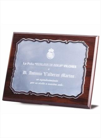 1724-Placa-Economico-Trofeo-Reconocimiento-Homenaje-Barata