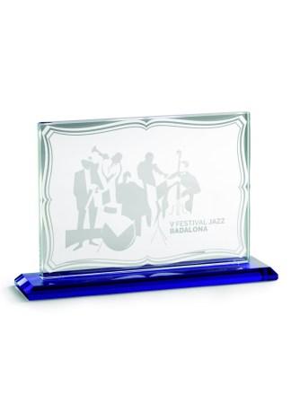 2346-Cristal-Economico-Trofeo-Placa-Reconocimiento-Homenaje-barato