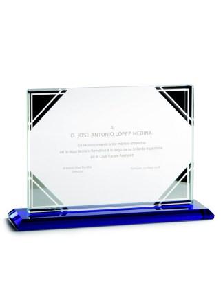 2347-Cristal-Economico-Trofeo-Placa-Reconocimiento-Homenaje-barato