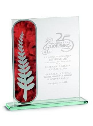2360-Cristal-Economico-Trofeo-Placa-Reconocimiento-Homenaje