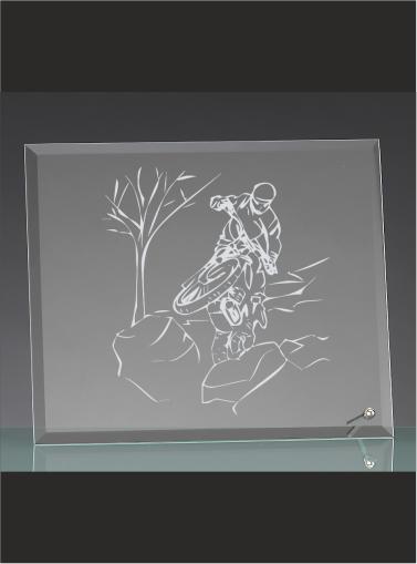 Trofeo-Boda-Personalizados-cristal-Placa-de-Conmemorativa-Eventos-Bodas-6203