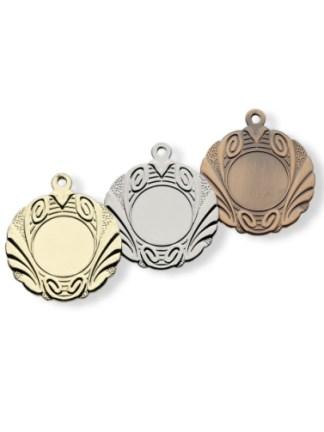 Medallas en Metal