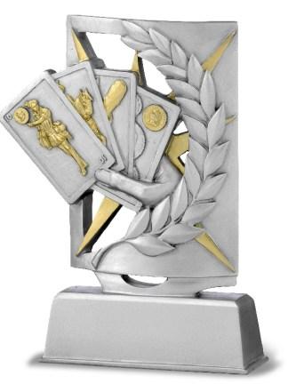 9440-Trofeo-Resina-Fútbol-Ajedrez-Cultura-Atletismo-Baloncesto-Ciclismo-Golf