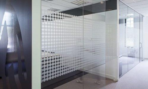Frosted Window Films  Privacy Window Films