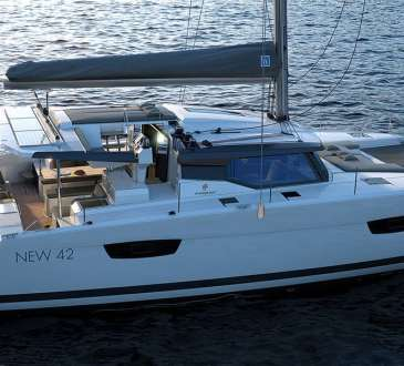Fountaine Pajot Astréa 42 Featured