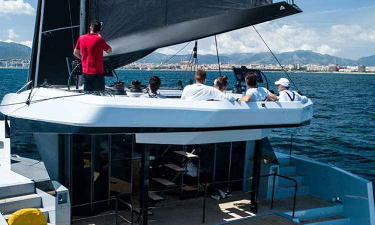 McConaghy MC50 catamaran Multihulls Magazine