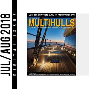 Multihulls Magazine JUL-AUG-2018