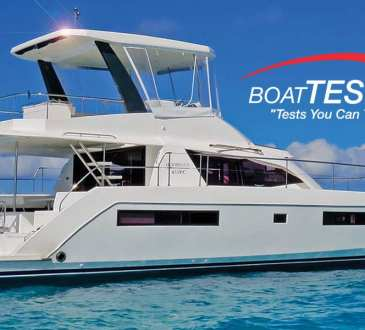 Leopard 43 PC Multihulls Magazine