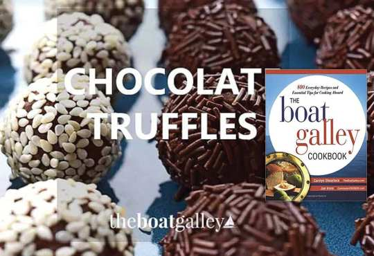 Chocolate Truffles Multihulls Magazine