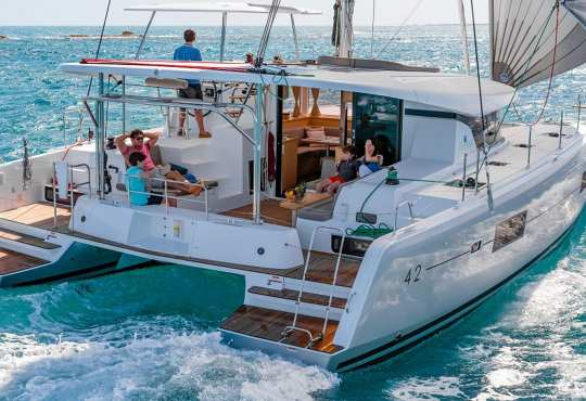 The Cabin Charters Multihulls Magazine