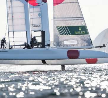Japan SailGP Multihulls Magazine