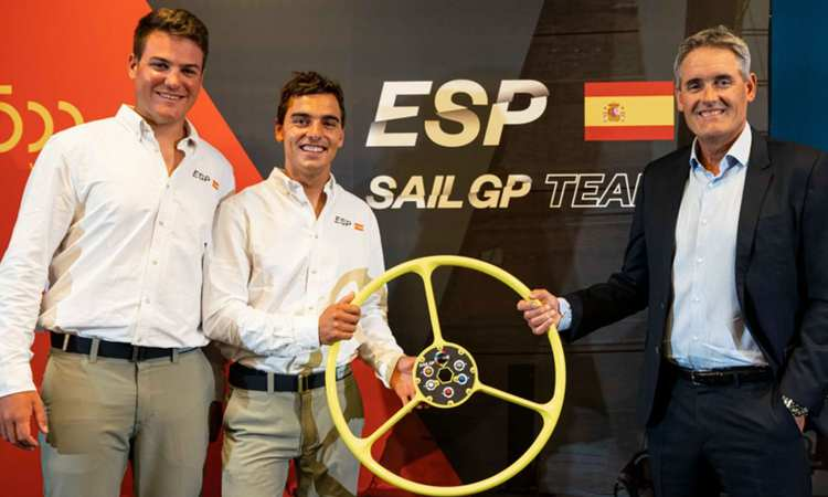 Spain SailGP Multihulls Magazine