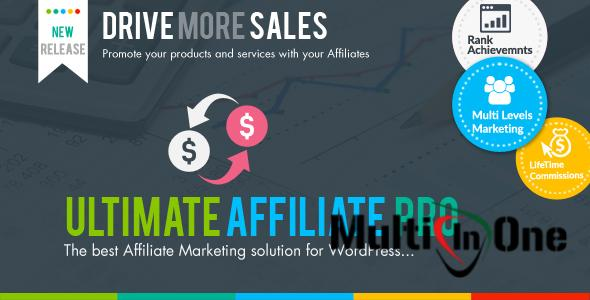 Ultimate Affiliate Pro v3.2 – WordPress Plugin (CodeCanyon) Free Download