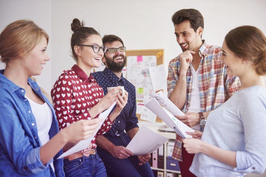 Z generáció a munkahelyen fiatalok munkahelyi igényei