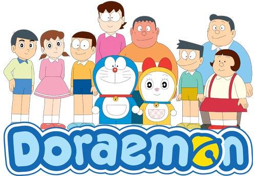 bohaterowie Doraemon