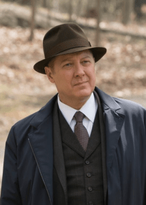 Raymond Reddington Czarna lista