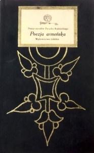 Poezja armeńska okładka