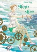 Muzyka Marie Usamaru Furuya okładka tomu 1