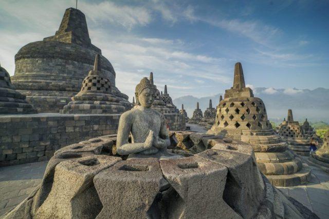 Borobudur Jawa