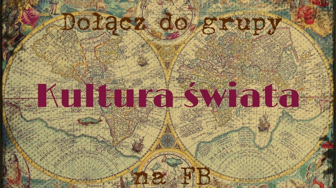 Dołącz do grupy Kultura świata