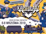 Baner festiwalu Kapitularz 2019