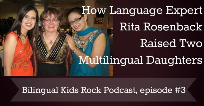Rita Rosenback Interview
