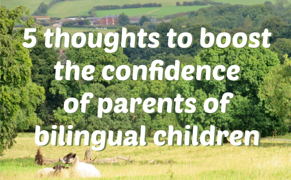 5 thoughts to boost the confidence of parents of bilingual children