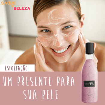 ARTE SB - ESFOLIAÇÃO - Um presente para sua pele1