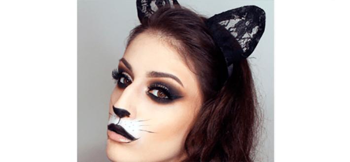Como fazer maquiagem de gatinho