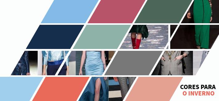 Tendências de cores para o inverno 2017