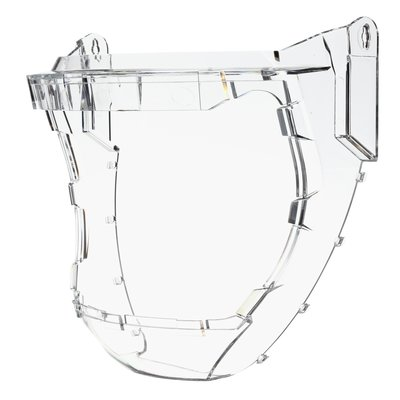 3M™ Airstream™ Visor Surround Assembly, AS-170, clear