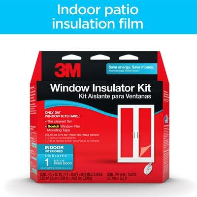 3m indoor window insulator kit patio