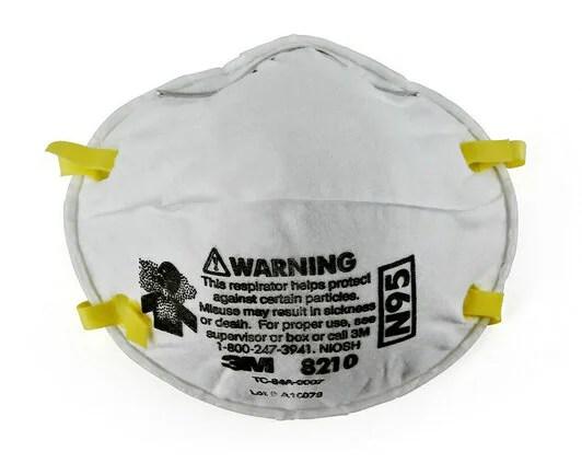 ✓ Masker N95