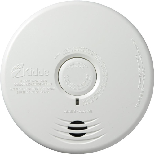 10 Year Battery Operated Smoke And Carbon Monoxide Detector Best Buy Canada
