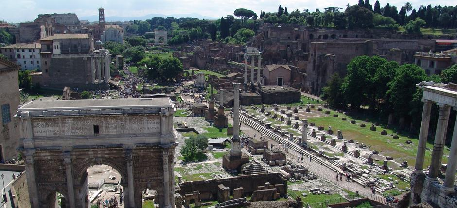 Il Foro Romano  English