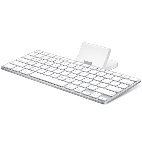 Apple iPad Keyboard Dock Base con teclado ( CAJA ABIERTA