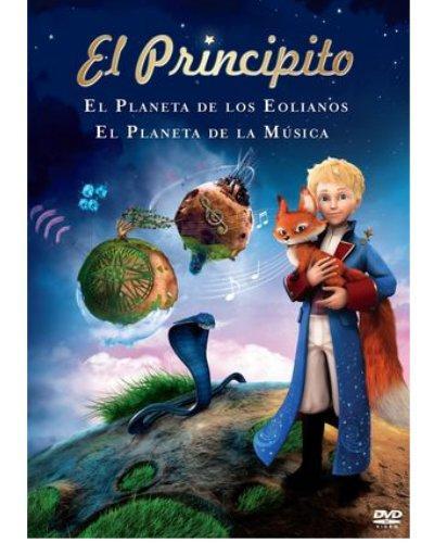 El Principito El Planeta De Los Eolianos + El Planeta De