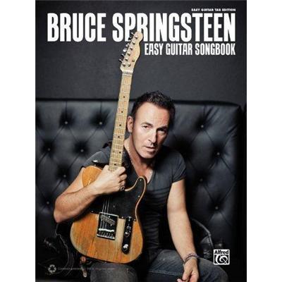 Springsteen Bruce Easy Guitar Songbook Guitar Tab.