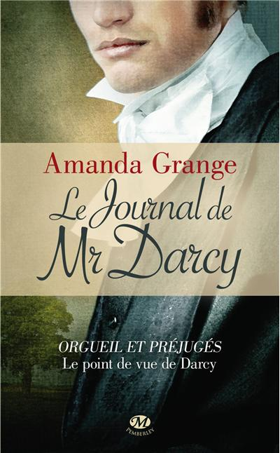 Couverture - Le journal de Mr Darcy