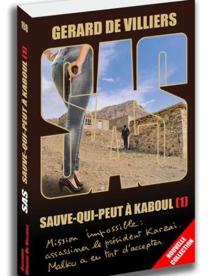 SAS 198 et 199 Sauve-qui-peut à Kaboul