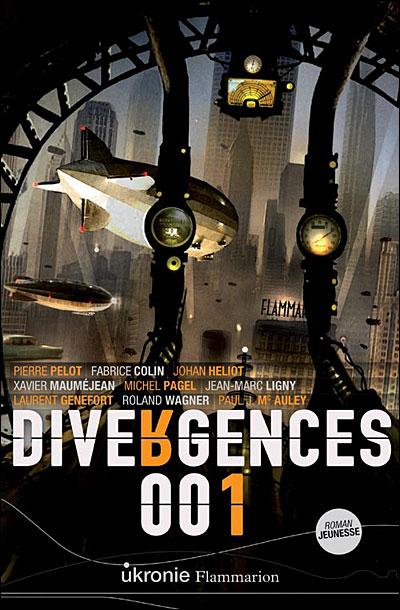 Couverture - Divergences 001