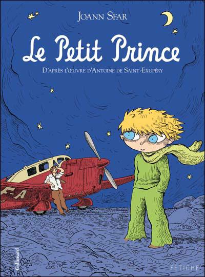 Un Petit Prince revu et illustré par Sfar...