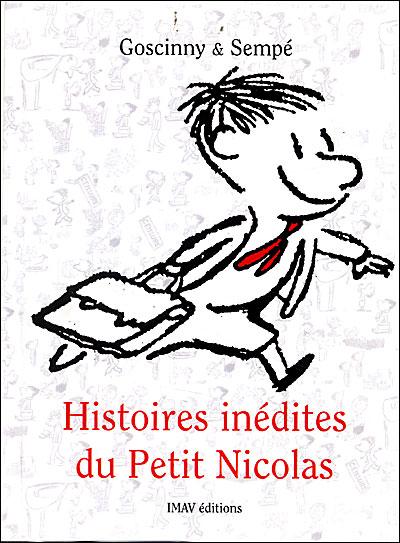 Cover Page - Le Petit Nicolas