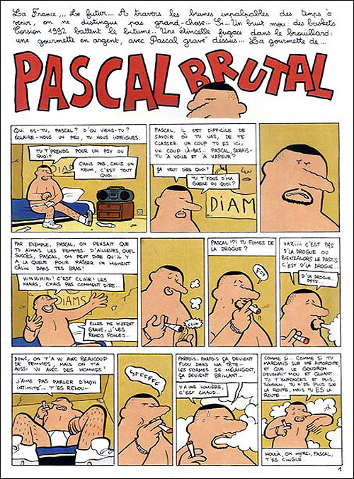 pascal brutal
