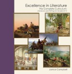 Excellence in Literature: The Complete Curriculum — all five years in a binder.
