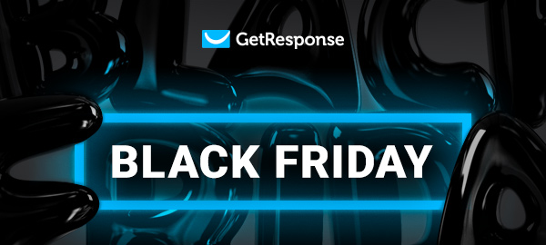 GetResponse Black Friday Deals 2019
